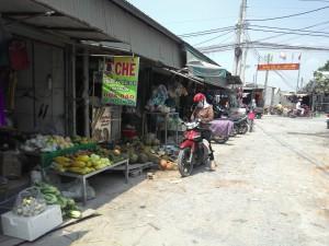 Chợ trảng dài Biên Hòa
