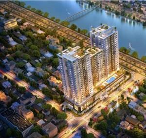 Dự án Viva Riverside ra mắt