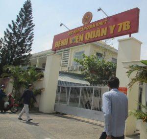 Bán lô đất hẻm bệnh viện 7B gần Ngã tư Tân Phong Biên Hòa