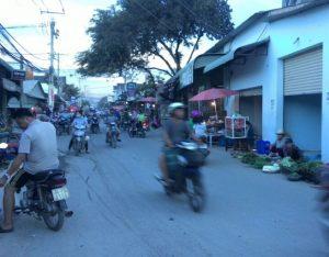 Bán nhà mặt tiền chợ Thanh Hòa Trảng Dài