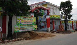 Bán lô đất hẻm trường mầm non Hoàng Yến Trảng Dài Biên Hòa