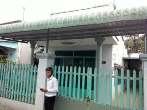 Bán nhà cấp 4 gần chợ An Bình 6  x 24 sổ hồng thổ cư 100%