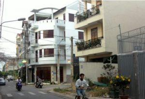 Bán đất D2D Võ Thị Sáu Biên Hòa đường D4 dọc theo nhà thuốc Sỹ Mẫn