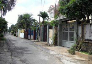 Bán đất cư xá Tân Phong Biên Hòa 350 m2 2 mặt tiền tiện xây biệt thự