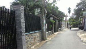 Bán đất Biên Hòa gần phòng cháy chữa cháy ngã tư Tân Phong