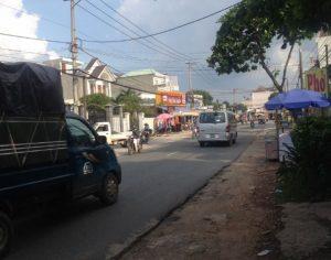 Bán đất Biên Hòa Đồng Nai 1100 m2 ngang 21 dài 52m đường 10m