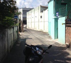 Bán đất phường Tân Tiến Biên Hòa 162 m2 cách Vincom 120m