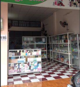 Bán nhà Trảng Dài mặt tiền đường Trần Văn Xã