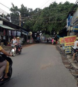 Bán quán cafe, 4 phòng khách, nhà cấp 3 mặt tiền chợ Long Bình Biên Hòa