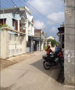 Bán nhà Tân Phong Biên Hòa hẻm lơn 7m khu dân cư đẹp