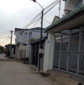 Bán nhà Tân Phong Biên Hòa 2 mặt tiền hẻm xe hơi giá 1,3 Tỷ