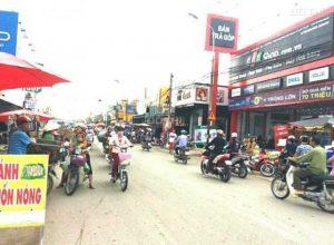 Bán đất Tam Phước Biên Hòa ngay chợ An Bình đường Phùng Hưng 6triệu/m2