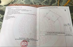 Bán đất Phước Tân 500m2 Giá 1 Tỷ 300 triệu 25 x 20m