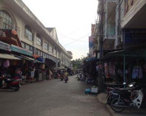 Bán nhà Mặt tiền chợ Biên Hòa 9 Tỷ 500 triệu