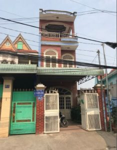 Bán nhà Tân Biên Biên Hòa 3 lầu hẻm 8m gần chợ đầu mối 4 tỷ 800 triệu
