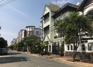 Bán đất D2D Võ Thị Sáu Biên Hòa 8m x15m đường N5 sổ riêng thổ cư 100%