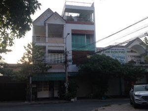 Bán nhà Đinh Thuận 1 trệt 2 lầu đường 10m giá 4 tỷ 300 triệu