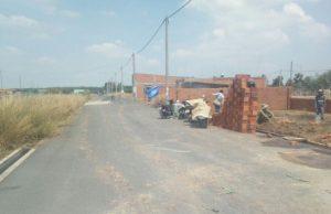 Bán đất dự án Bình Minh đường tránh cổng 11 giá 839triệu/lô thổ cư 100%