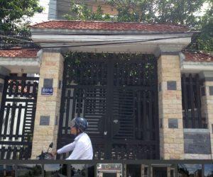 Bán nhà Tân Phong 5,2mx38m 1 trệt 1 lầu khu QĐ 4 sổ hồng riêng thổ cư 100% 3tỷ700 triệu
