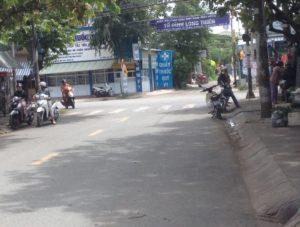 Bán đất mặt tiền Nguyễn Thị Tồn Bửu Hòa 170m2 giá 4,5 tỷ sổ hồng riêng nở hậu