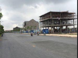 Bán đất KĐT Long Hưng Biên Hòa 100m2 giá 1,35 tỷ sổ hồng riêng, đường 14m