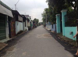 Bán nhà Long Bình Biên Hòa 5x27m giá 1,8 tỷ 2 mặt tiền nở hậu đất ở tại đô thị