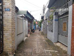 Bán nhà Trảng Dài Biên Hòa 8x24m sổ hồng riêng giá 2,4 tỷ
