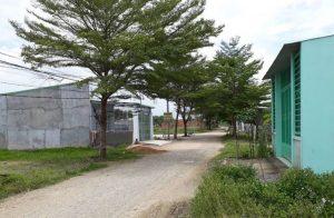 Bán đất Sào Vườn 3300 m2 giá 5 tỷ 200triệu nhà + hoa quả + Ao cá….