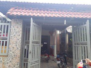 Bán nhà vòng xoay cổng 11 Biên Hòa 5,5×32 giá 1,9 tỷ sổ hồng riêng thổ cư 100%