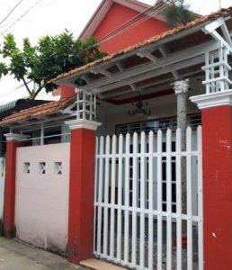 Bán nhà hẻm giáo xứ Ba Đông Hố Nai Biên Hòa giá 1 tỷ 500 triệu