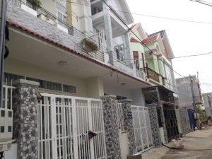 Bán nhà 1 trệt 1 lầu Hóa An Biên Hòa giá 2 tỷ 350 triệu