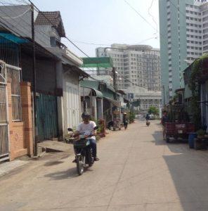 Bán đất Tam Hòa Biên Hòa 8x20m giá 5 tỷ sổ hồng riêng thổ cư 100%