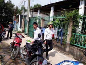 Bán đất gần KCN Tam Phước 279 triệu