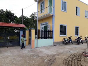 Bán Nhà Mới Trệt Lầu Biên Hòa 820 triệu